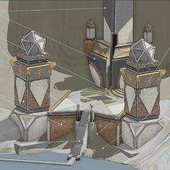 Blessed Isles Vault Concept 3 (by Riot Artist <a rel=