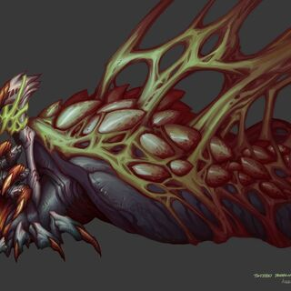 Vilemaw Concept 3 (by Riot Artist <a href=