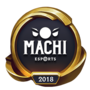 Worlds 2018 Machi E-Sports (Gold) Emote