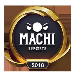 Worlds 2018 Machi E-Sports (Gold) Emote