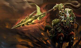 Xin Zhao CommandoSkin