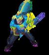 Yasuo BattleBoss (Aquamarine)