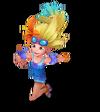 Zoe PoolParty (Sapphire)