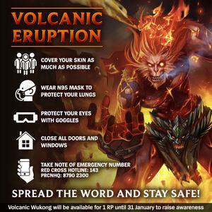 Garena Wukong Volcanic Promo 01