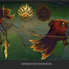 Myrmidon Pantheon Update Concept 2 (by Riot Artist <a href=
