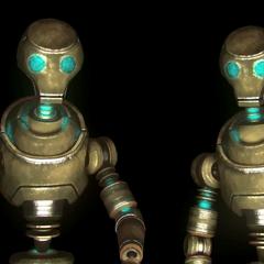 Piltover Sentry Bots