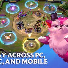 Teamfight Tactics Promo 3
