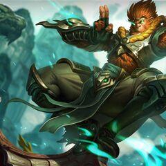Jade Dragon Wukong