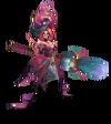 Жанна Ведьма (Розовый кварц)