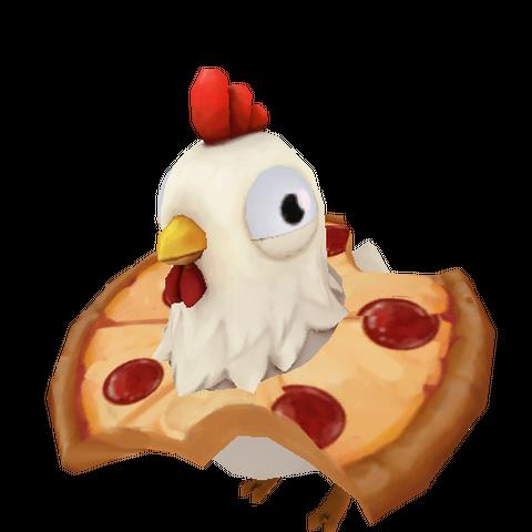 Totem Pizzy z Kurczakiem