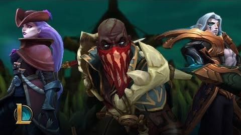 Dark Waters Curse of the Drowned Event Trailer - League of Legends