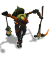 Fiddlesticks Bandito (Peridot)