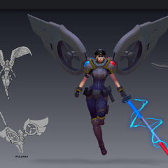 Riot Kayle Concept (by Riot Artist <a href=