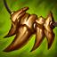 Kościany Naszyjnik (zielony) (12 trofeów) przedmiot
