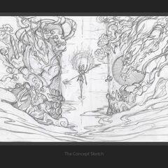 2018 Lunar Revel Concept 1 (by Riot Artist <a href=