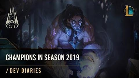 Champions in Season 2019