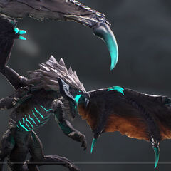 Elder Dragon Model 5 (by Riot Artist <a rel=