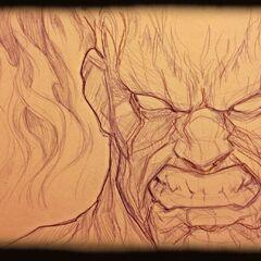 Brand Sketch (by Riot Artist <a href=