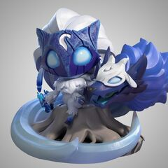 Kindred Statue Model 1 (by Riot Artists <a href=