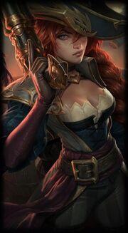Miss Fortune.Kapitan Fortune.portret.jpg