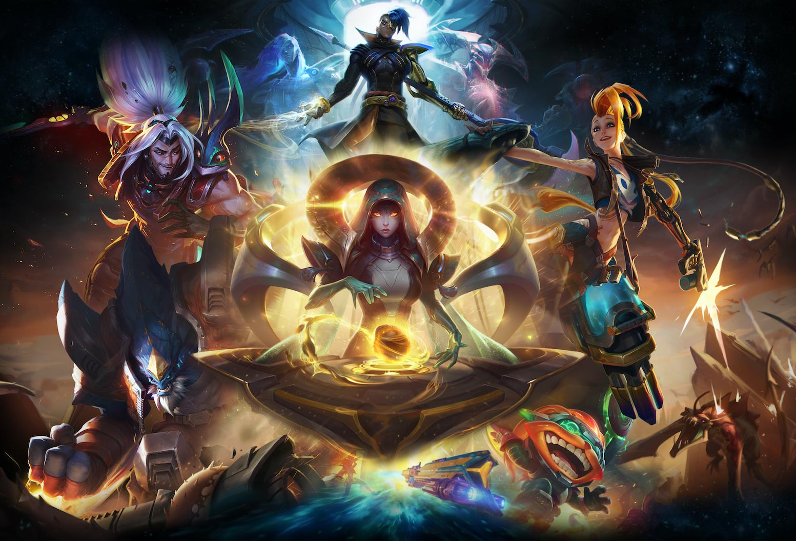 Odyssey | League of Legends Wiki | FANDOM powered by Wikia