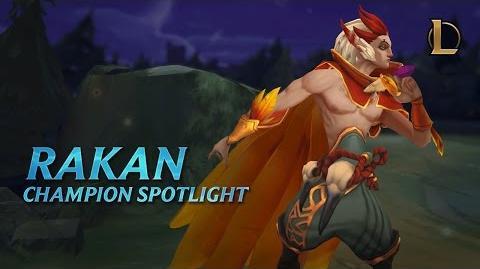 Rakan Champion Spotlight
