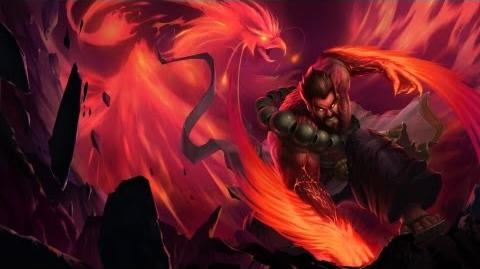 Spirit Guard Udyr Phoenix Stance