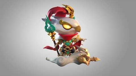 Warring Kingdoms Azir Figure turnable