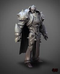 Darius Model 01