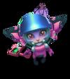 Gnar Astronaut (Rose Quartz)