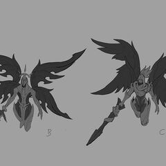 Judgement Kayle Update Concept 3 (by Riot Artist <a href=
