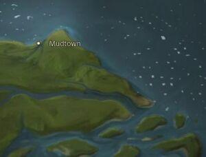 Mudtown map