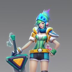 Arcade Riven Concept (by Riot Artist <a href=
