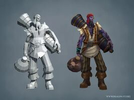 Ryze Update Piraten Model 01