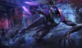 Vayne PROJECTSkin