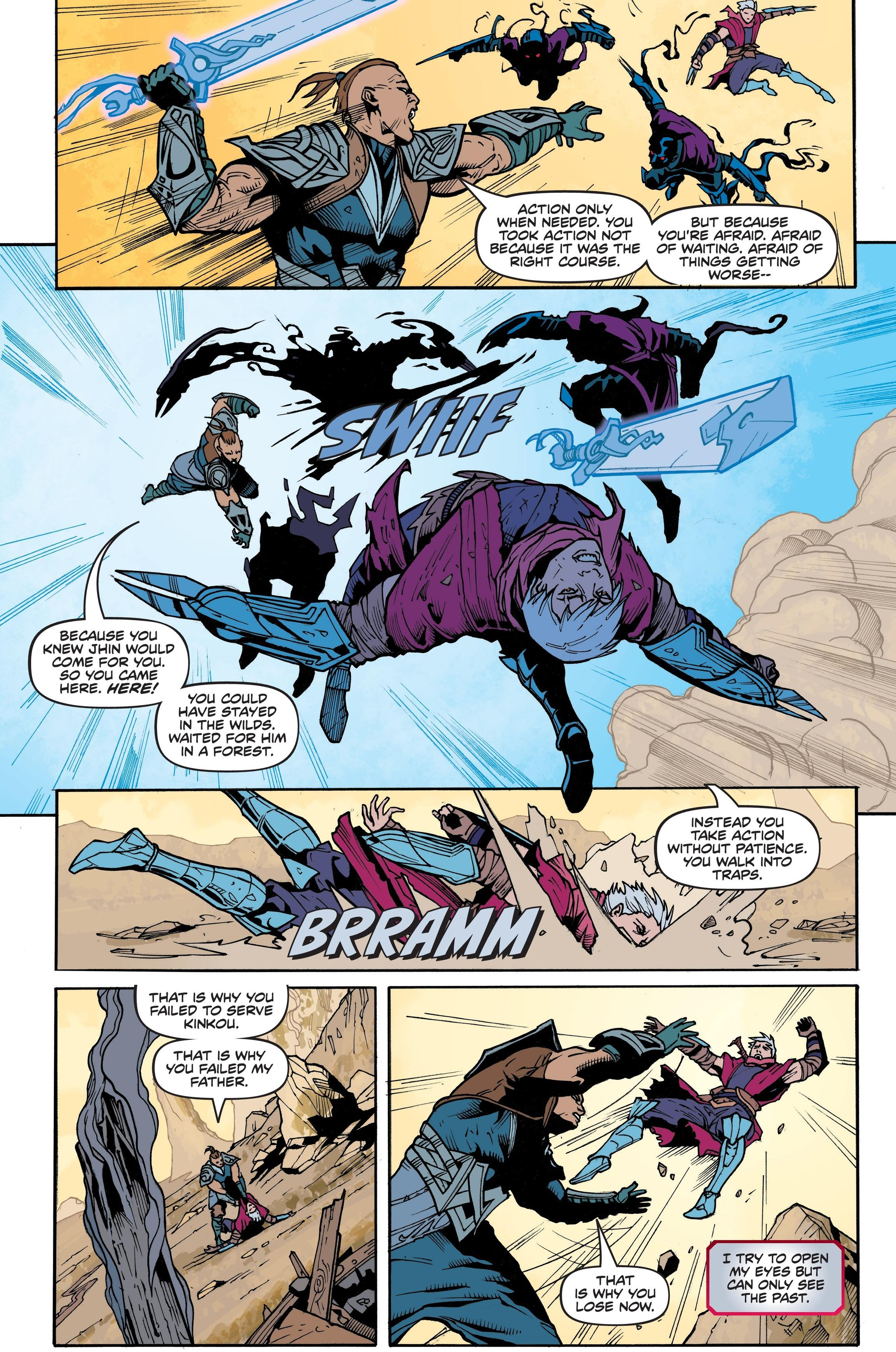 Zed Comic 4 pr15
