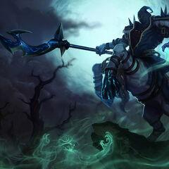 Reaper Hecarim Splash Concept