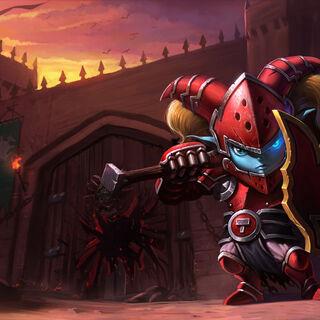 Scarlet Hammer Poppy