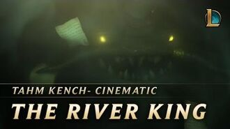 Tahm Kench The River King New Champion Teaser - League of Legends