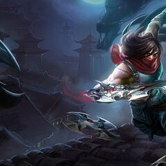 Dragonblade Talon