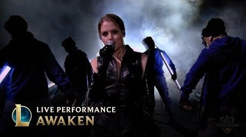 Awaken - Opening Ceremony Presented by Mastercard 2019 World Finals