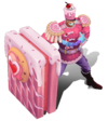 Braum SugarRush (Rose Quartz)