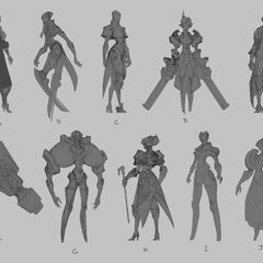 Camille Concept 1 (by Riot Artist <a href=