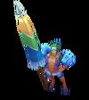 Jarvan IV PoolParty (Aquamarine)