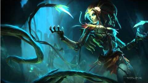 League of Legends - Harrowing 2013 Login Screen and Music 1080p