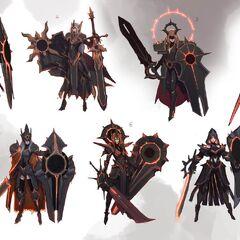 Leona Eclipse Concept 1 (by Riot Artist <a href=
