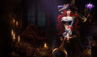 Miss Fortune Waterloo-Miss Fortune Ch