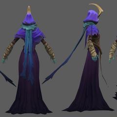 Reaper Soraka Model