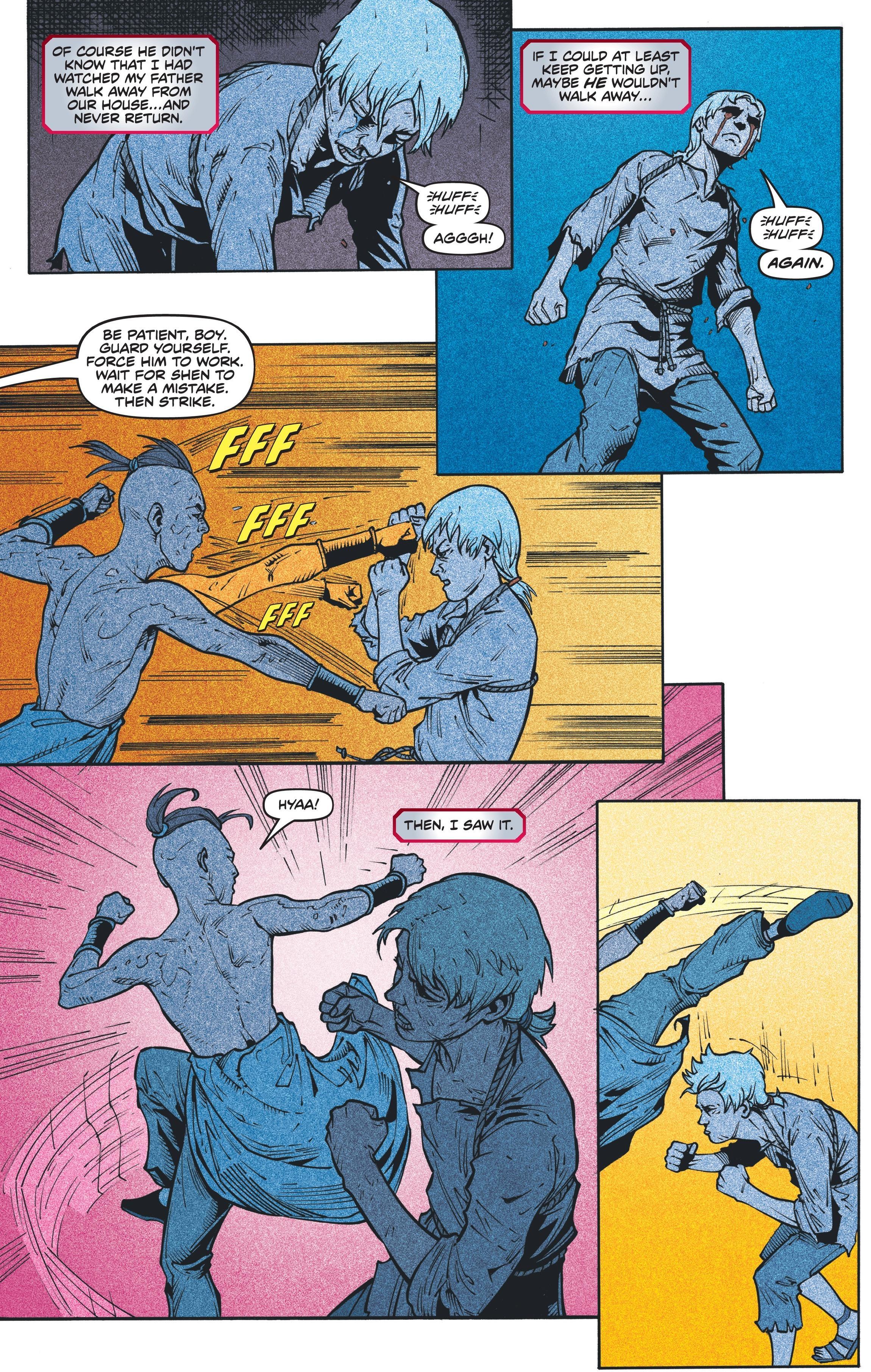 Zed Comic 4 pr18