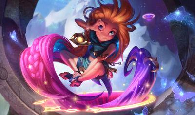 Zoe OriginalSkin HD